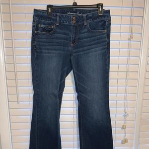 American Eagle Stretch Flare Jeans